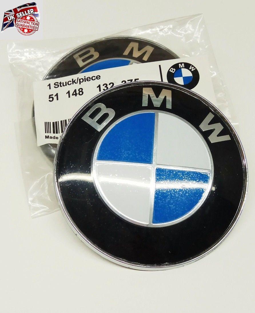 Bmw Logo Badge 82mm Bmw Bmw Logo Badge