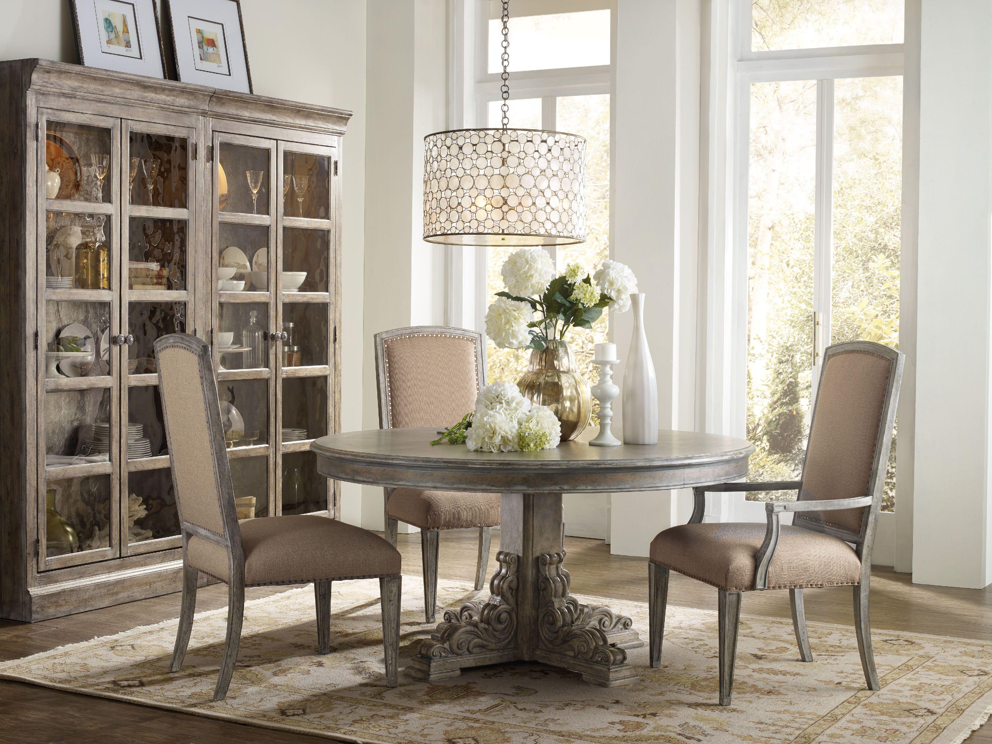 Hooker Furniture True Vintage Upholstered Arm Chair 5701 75400