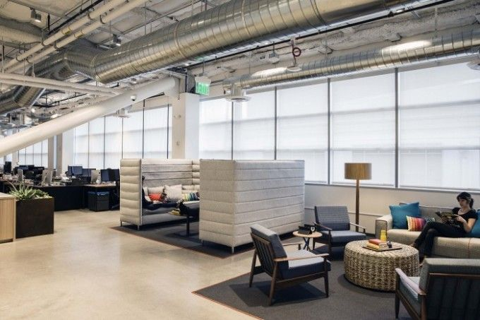 The 20 Coolest New Office Spaces Office Design Inspiration Office Interior Design Office Interiors