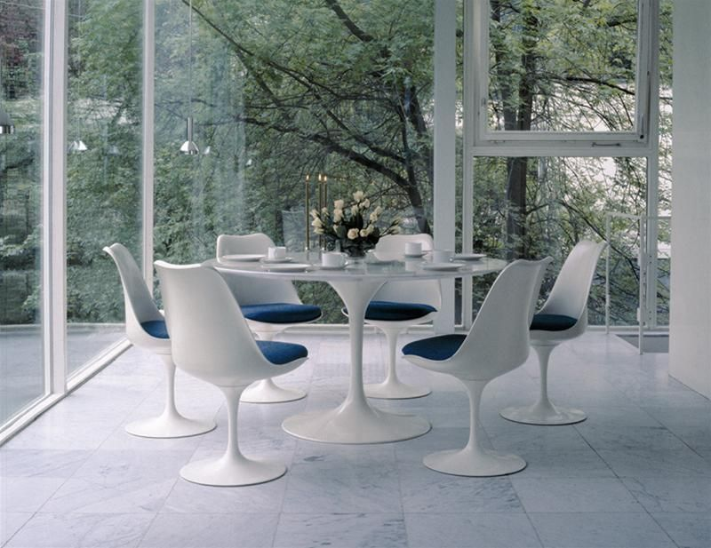 Tulip Dining Table Dimensions Inspiration and Design Ideas
