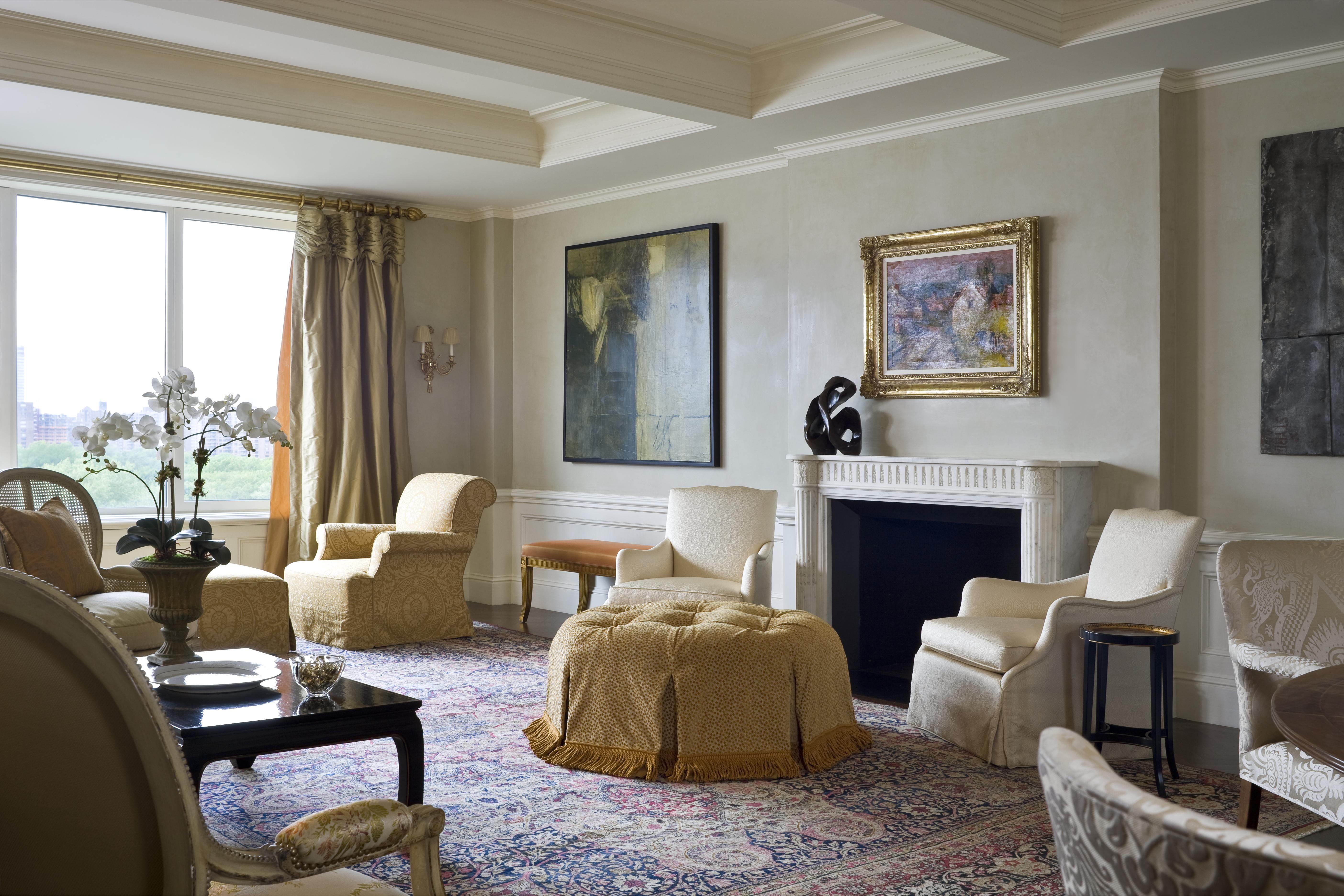 Fifth Avenue Jewel By Garrow Kedigian Interior Design