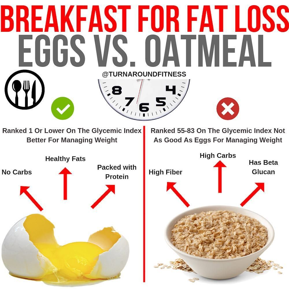 Will oatmeal help me lose belly fat