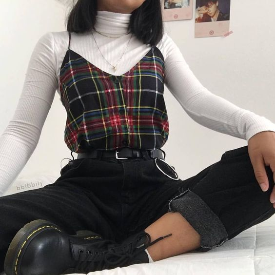 Aesthetic Outfits perfectos para la escuela
