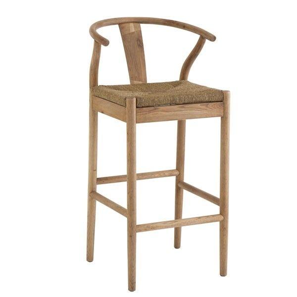 Wishbone Bar Stool Foter Bar Stools Wishbone Chair Bar