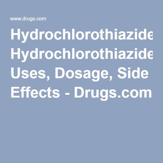 Hydrochlorothiazide tablets sale