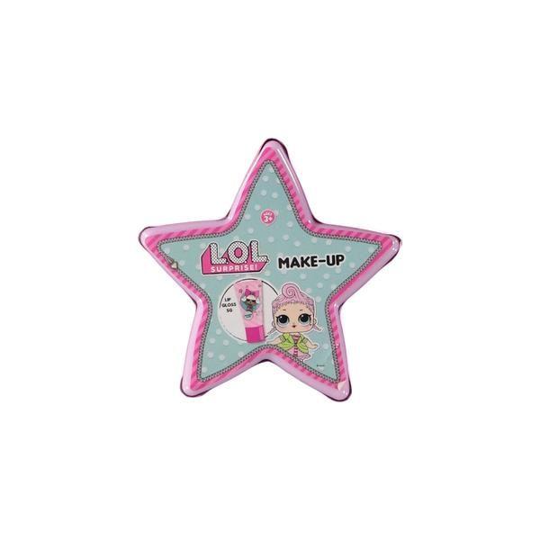 L.O.L. Surprise Star Make Up Lip Gloss - Trouva