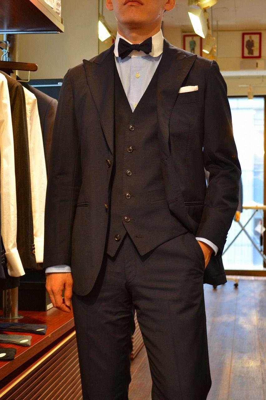 f677881608eb5 日本橋店 | パーソナルオーダースーツ・シャツの麻布テーラー | azabu tailor. »