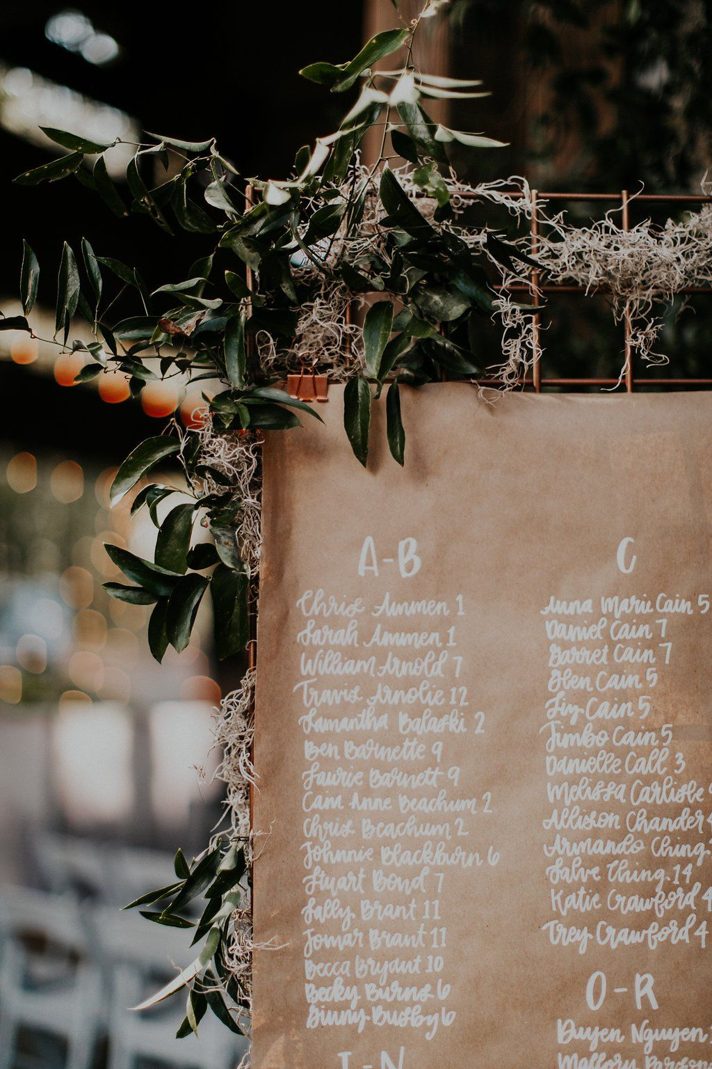 Sarah & Jake\'s New Orleans Style Garden Wedding by Magnolia Vine ...