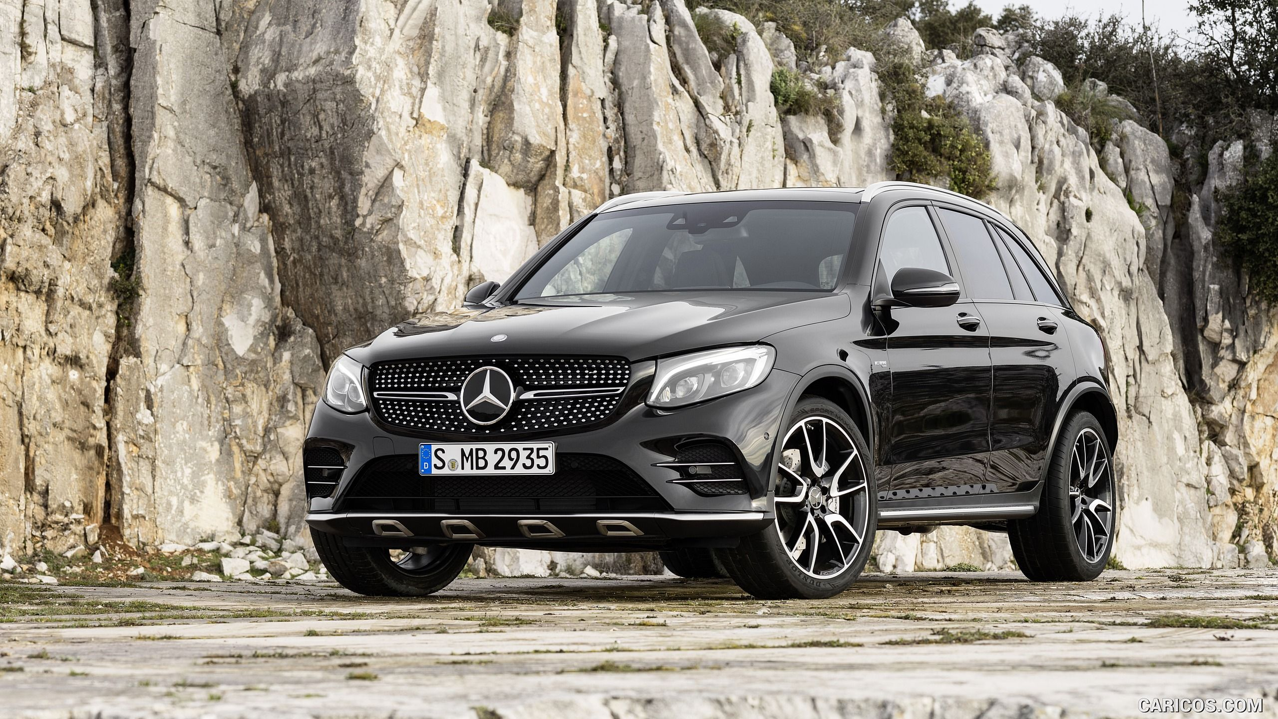 2017 Mercedes Amg Glc 43 Wallpaper Mercedes Benz Glc Mercedes