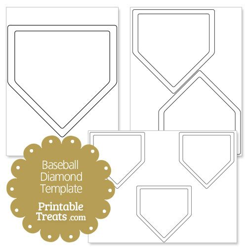 Printable Plate Template From PrintableTreats
