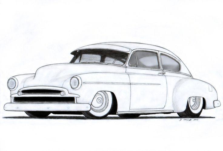 Chevrolet Fleetline 1949 Chevrolet Fleetline Custom