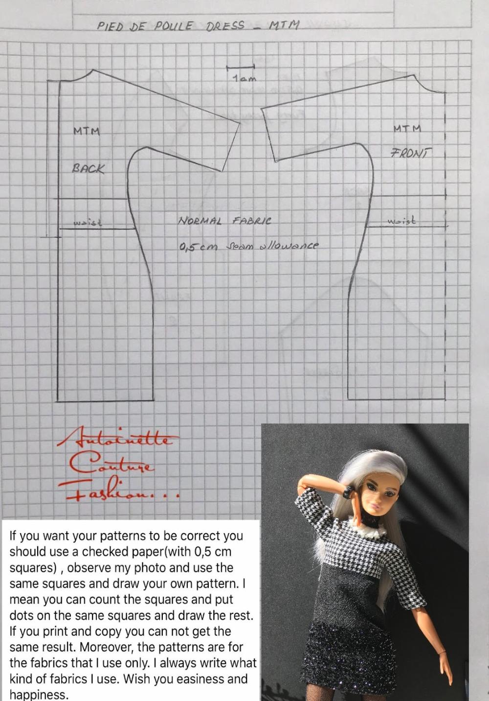 Photo of Fashion Dolls Couture – Unbegrenzt: GO TO PARTY… – Gemacht, um Barbie zu bewegen –
