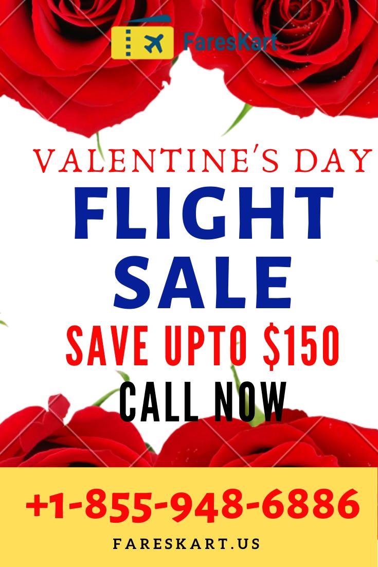 Valentine's Day Flight Deals !! Save upto $150 ☎️ Call Now +1-855-948-6886 #FlightDeals #NewYear #2019 #CheapFlights #UnpublishedFlights #valentineFlights #AmericanAirlines #Holidays #Trip #Vacation #CheapFlightDeals #CheapAirlineTickets #FlightDeals #LowCost #Airfare #FlightTickets #PlaneTickets #WeekendFlight #DomesticFlight