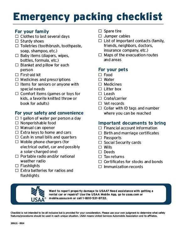 Pin By Connie Smith On Emergency Family Plan Emergency Preparedness Kit Emergency Preparedness Checklist