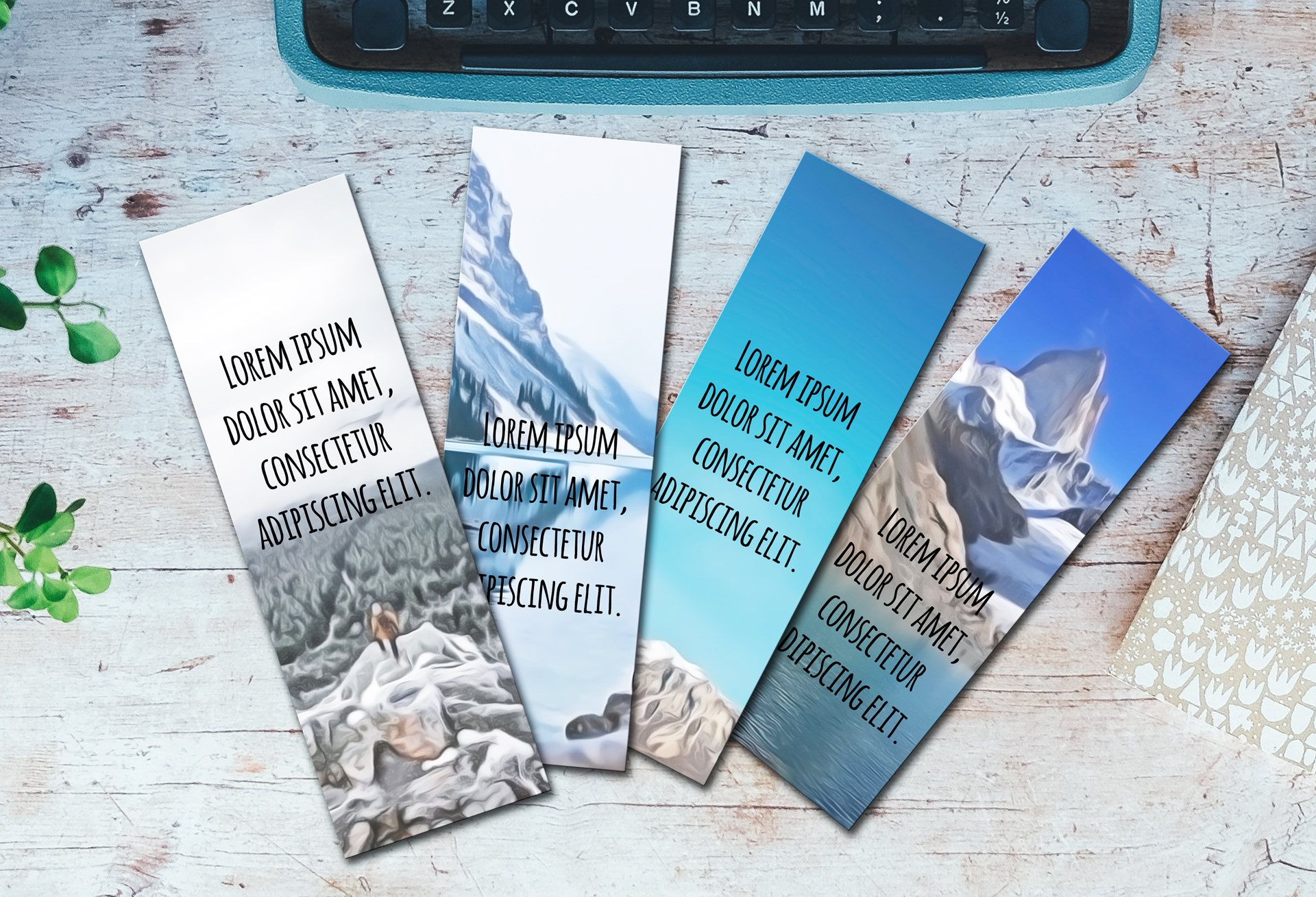 Editable Bookmarks Template Quote Bookmarks Template Editable