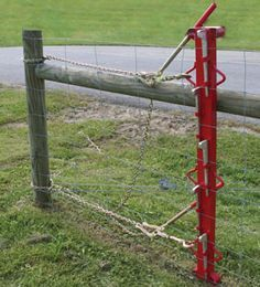 Stretcher Bar 4 5 Wedges Fence Design Wire Fence