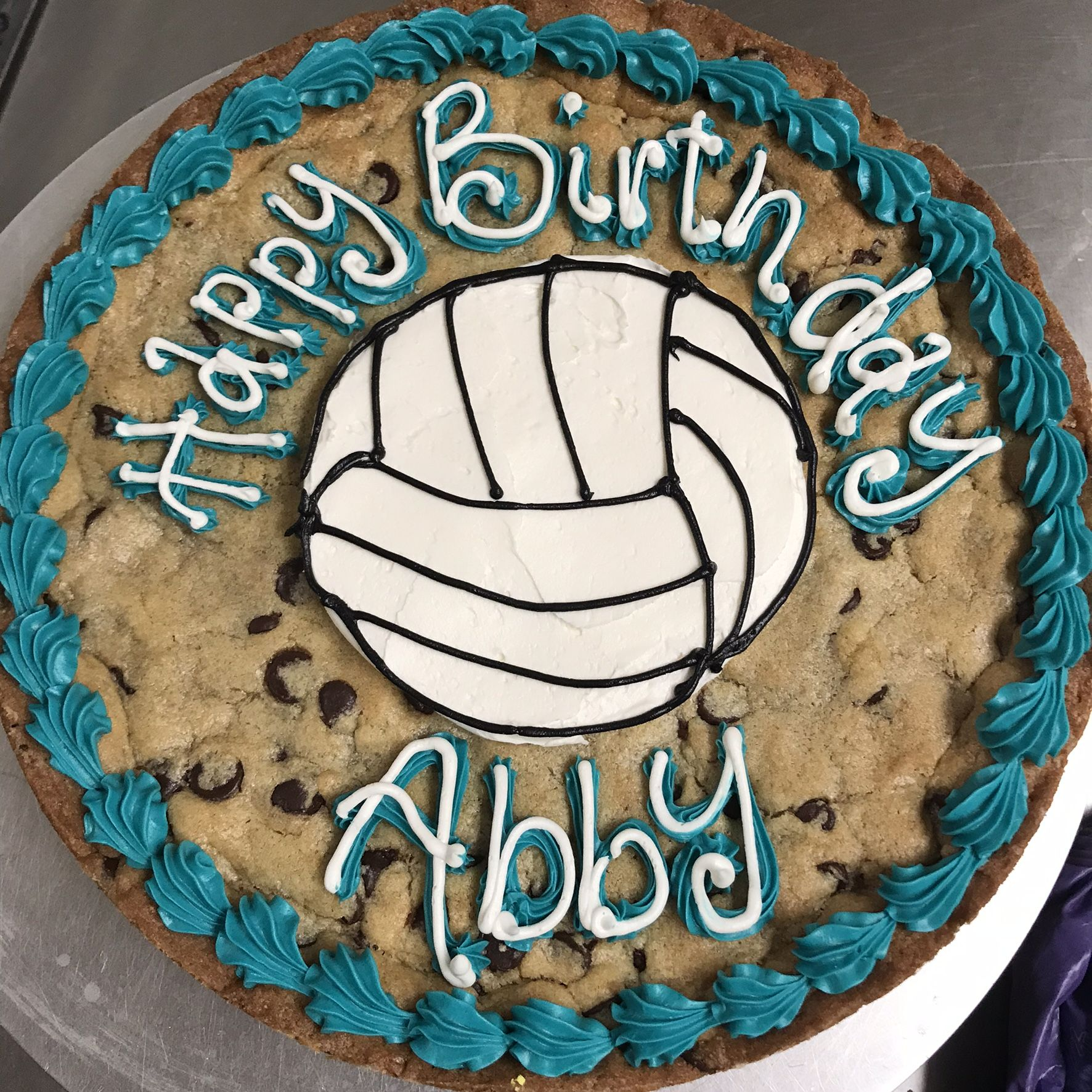 Volleyball Birthday Cake Volleyball Cakes Volleyball Birthday Cakes Cake