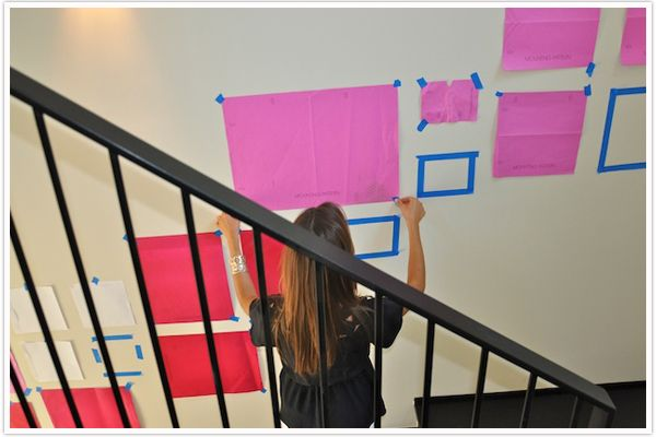 Chic Ways To Decorate Your Staircase Wall: Awesome, Awesome, Awesome Way To Design A Layout For
