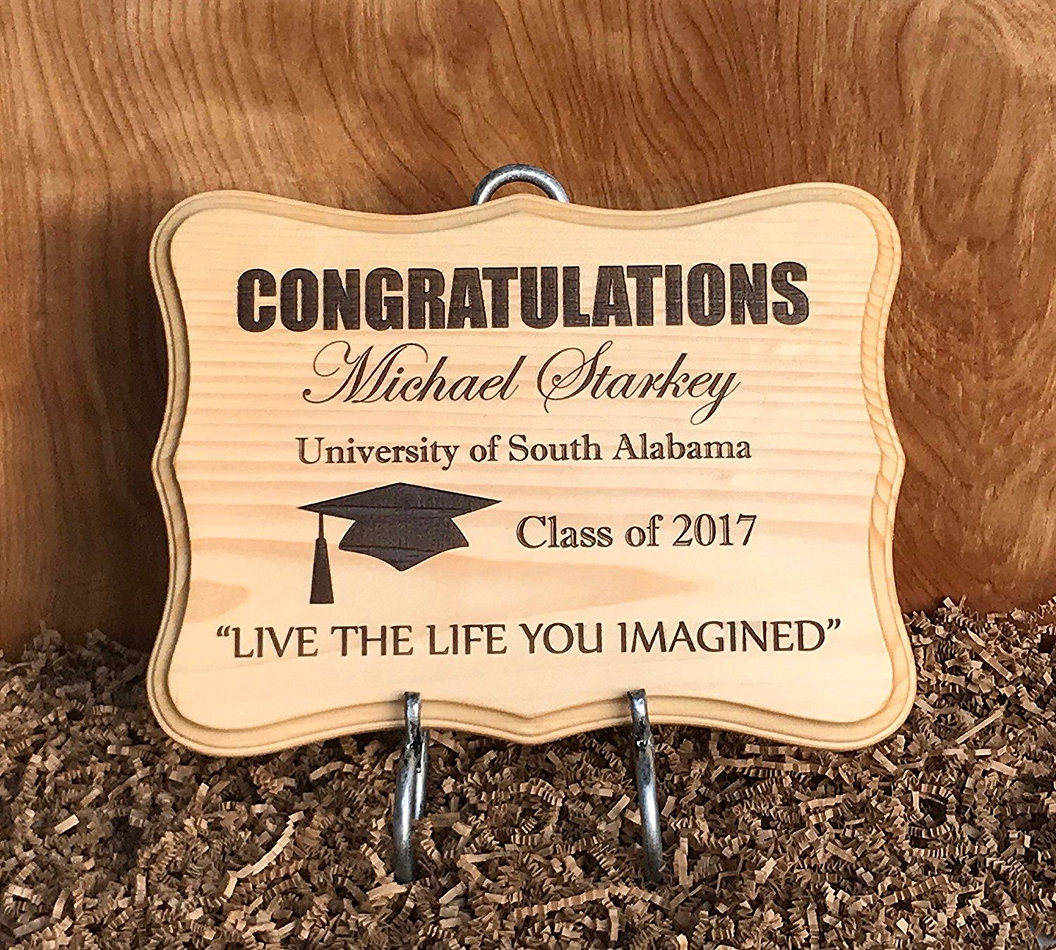 Woodworking Graduation Gifts