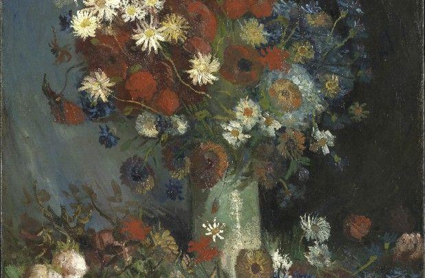 """""""New"""" still life by Van Gogh"""