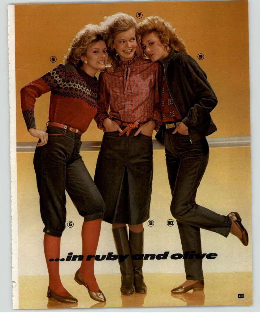 43 Best Mail Order Catalogs Images On Pinterest: 1982-83-JANET-FRAZER-AUTUMN-WINTER-MAIL-ORDER-CATALOGUE