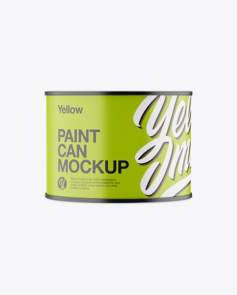 Free Mockups Matte Paint Can Mockup Object Psd Templates For Magazine Book Stationery And Other