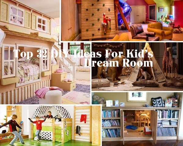 Everyone Has A Dreaming Room, Included Your Childs. There Are Plenty Of  Creative And