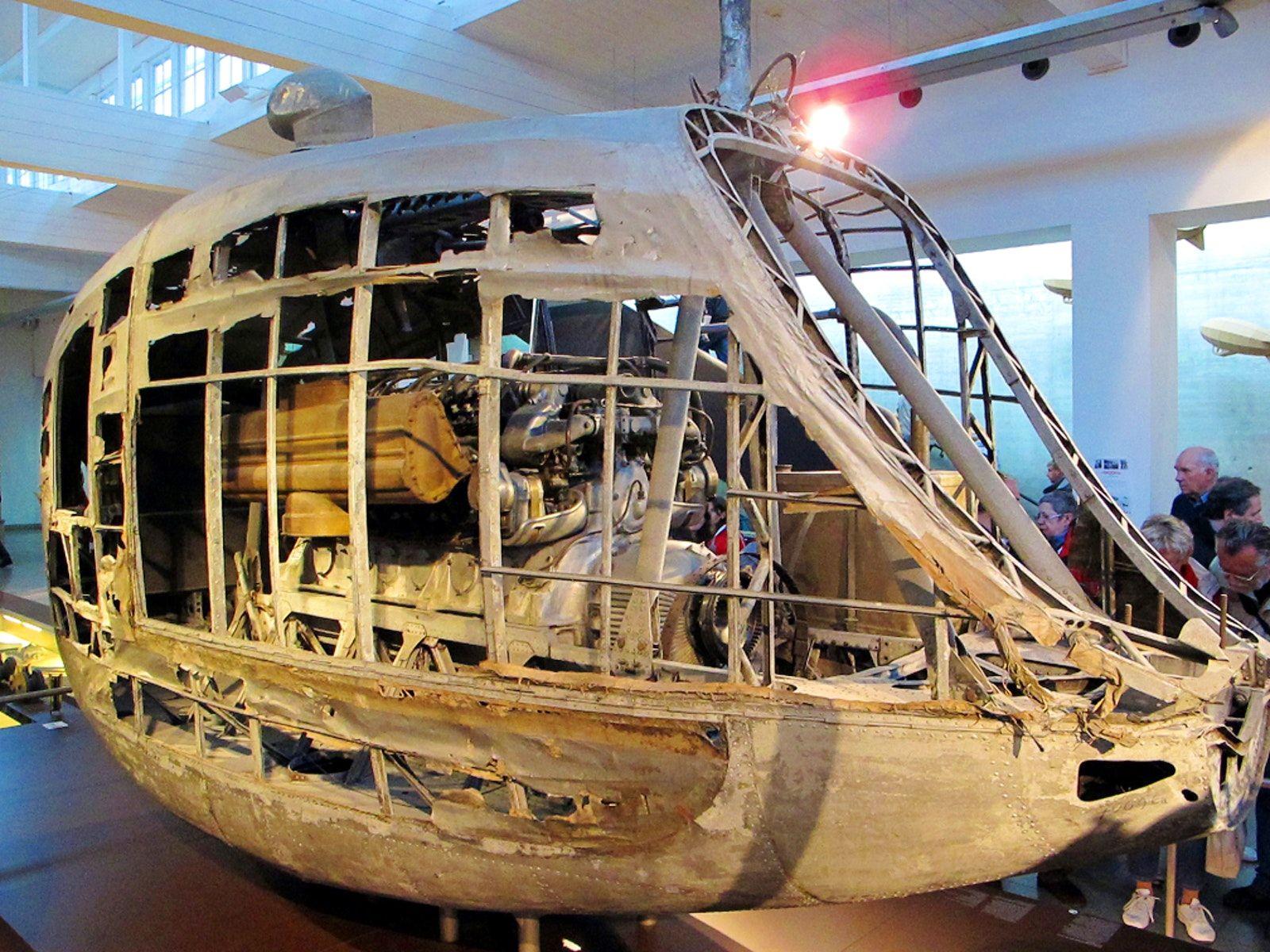 Visit Zeppelin Museum Friedrichshafen