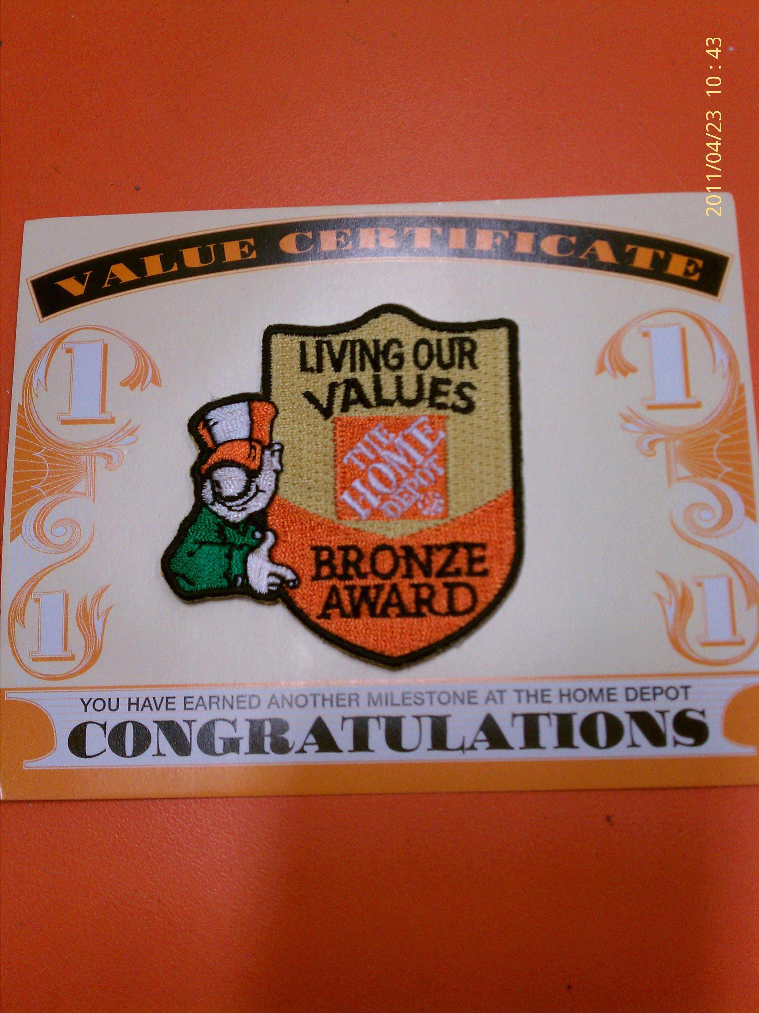 Homer Award | Home Depot | Porsche logo, Logos, Great place