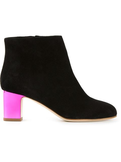 Rupert Sanderson 'honeycup' Ankle Boots