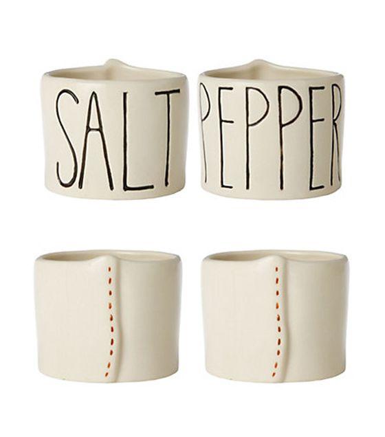 Salt & Pepper cellars