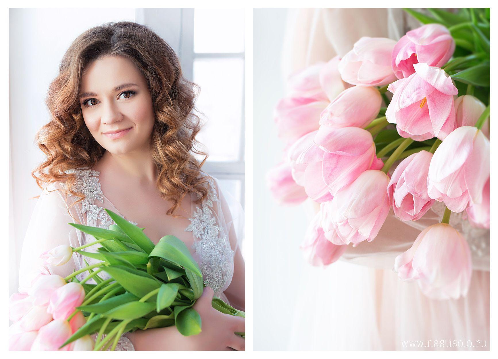 fc10c21a9529 аксессуары для фотосессии беременности - живые цветы  тюльпаны ...