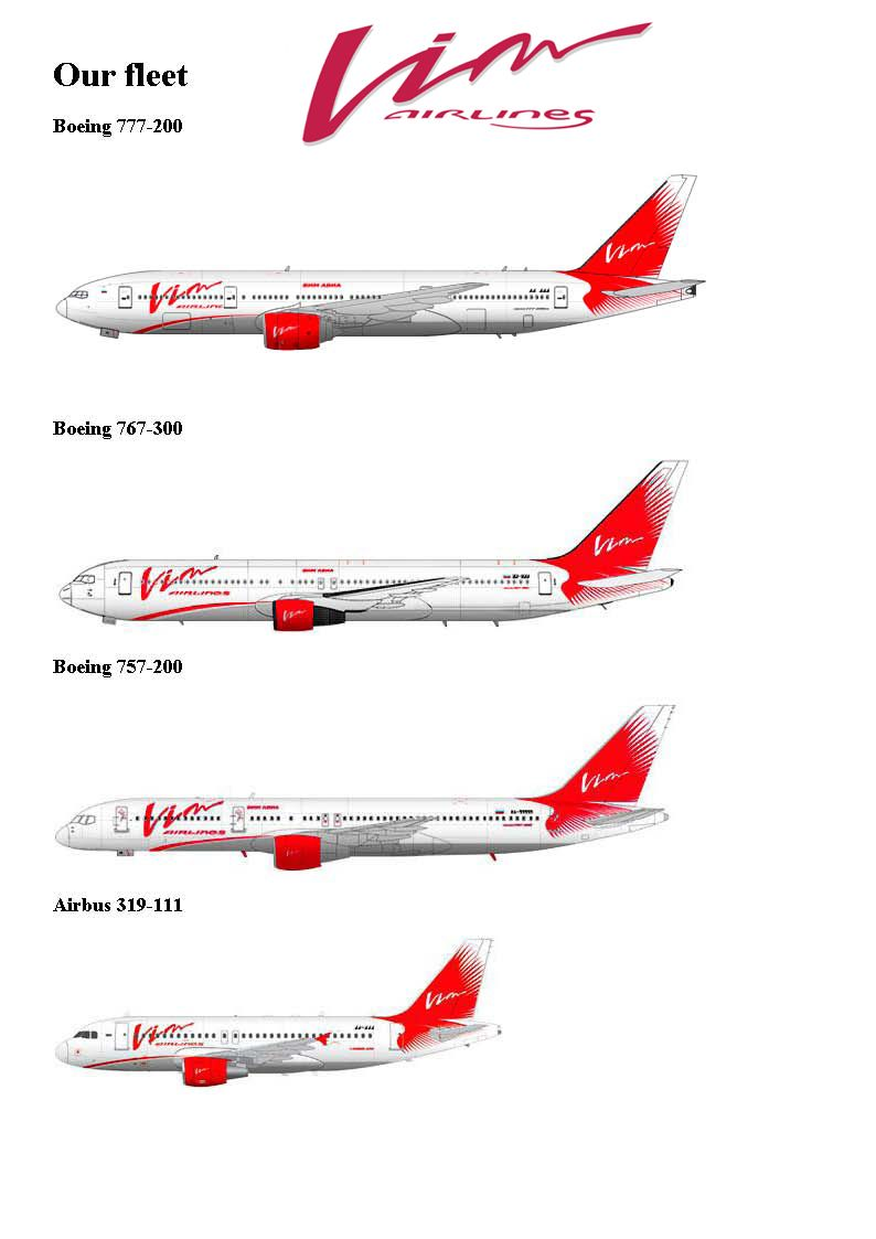 14b0f94e29e7 VIM airlines fleet