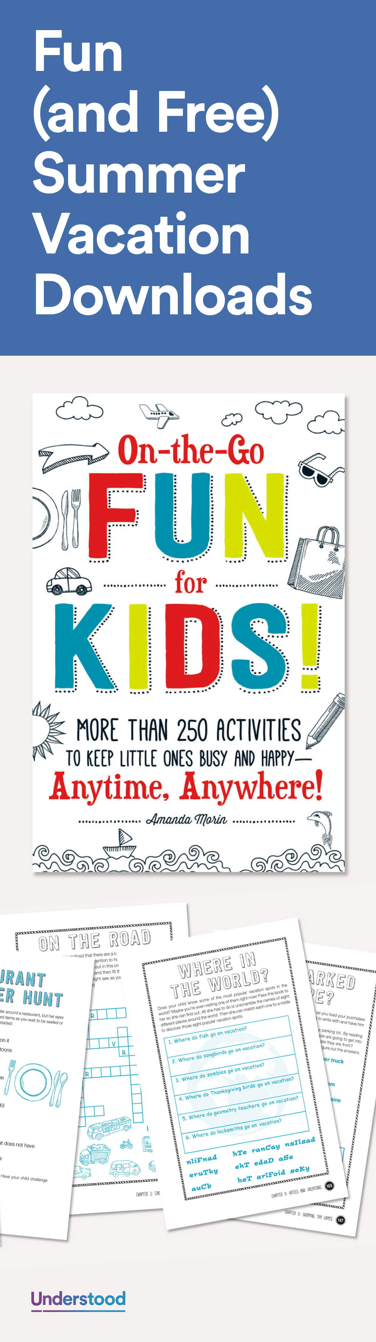 Download Fun And Educational Summer Vacation Activities