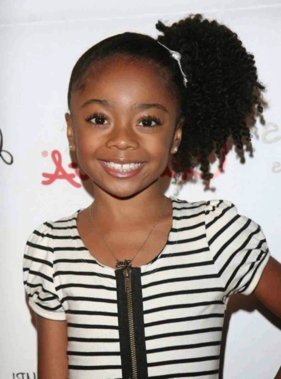 Ideal Braided Hairstyles For Little Black Girls 10 Inspiration