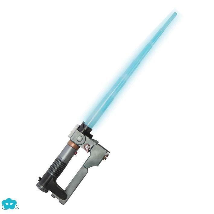 Espada Laser De Ezra Bridger Star Wars Star Wars Galaxia Galaxias