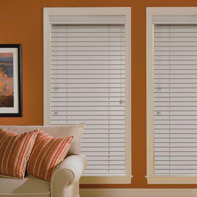 2 Deluxe Wood Blind Wood Blinds Blinds For Windows Wooden Blinds