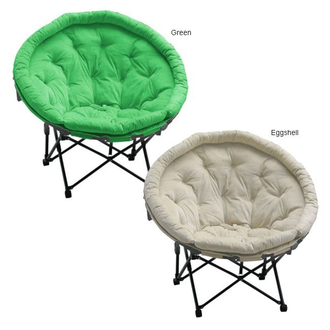 Foldable Papasan Chair