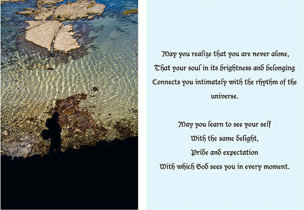 Blessings By John O Donohue Zitate The Well Bilder