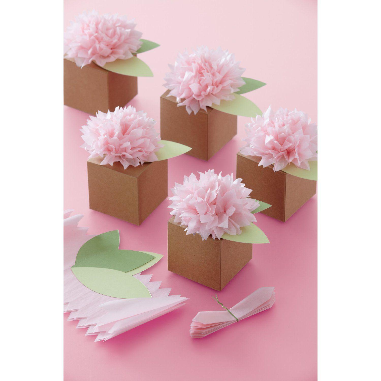 Martha Stewart Tissue Paper Flower Kit Vaydileforic