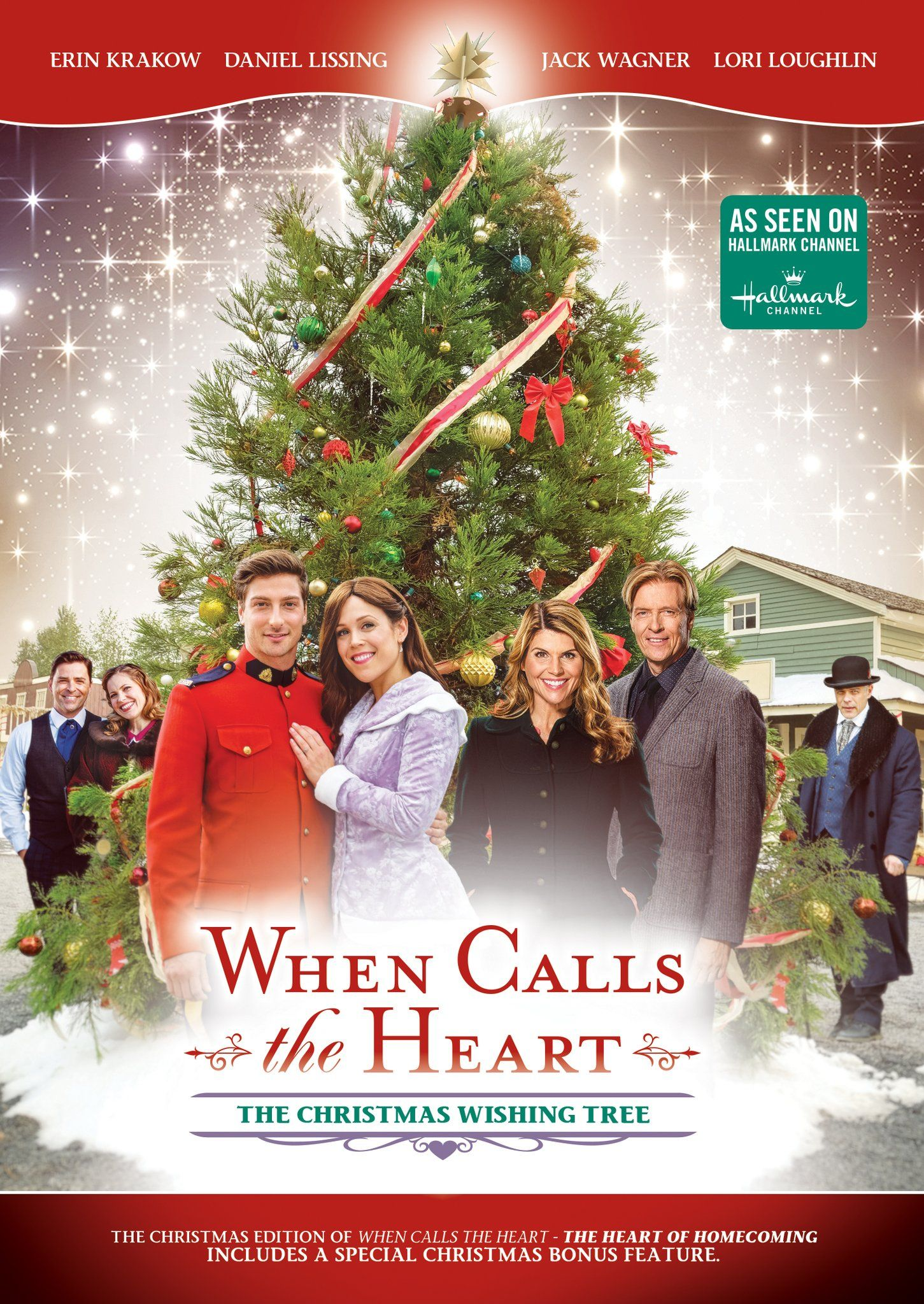 When Calls The Heart 2020 Christmas Tree Pin by Arlene Gilchrist on When Calls The Heart in 2020