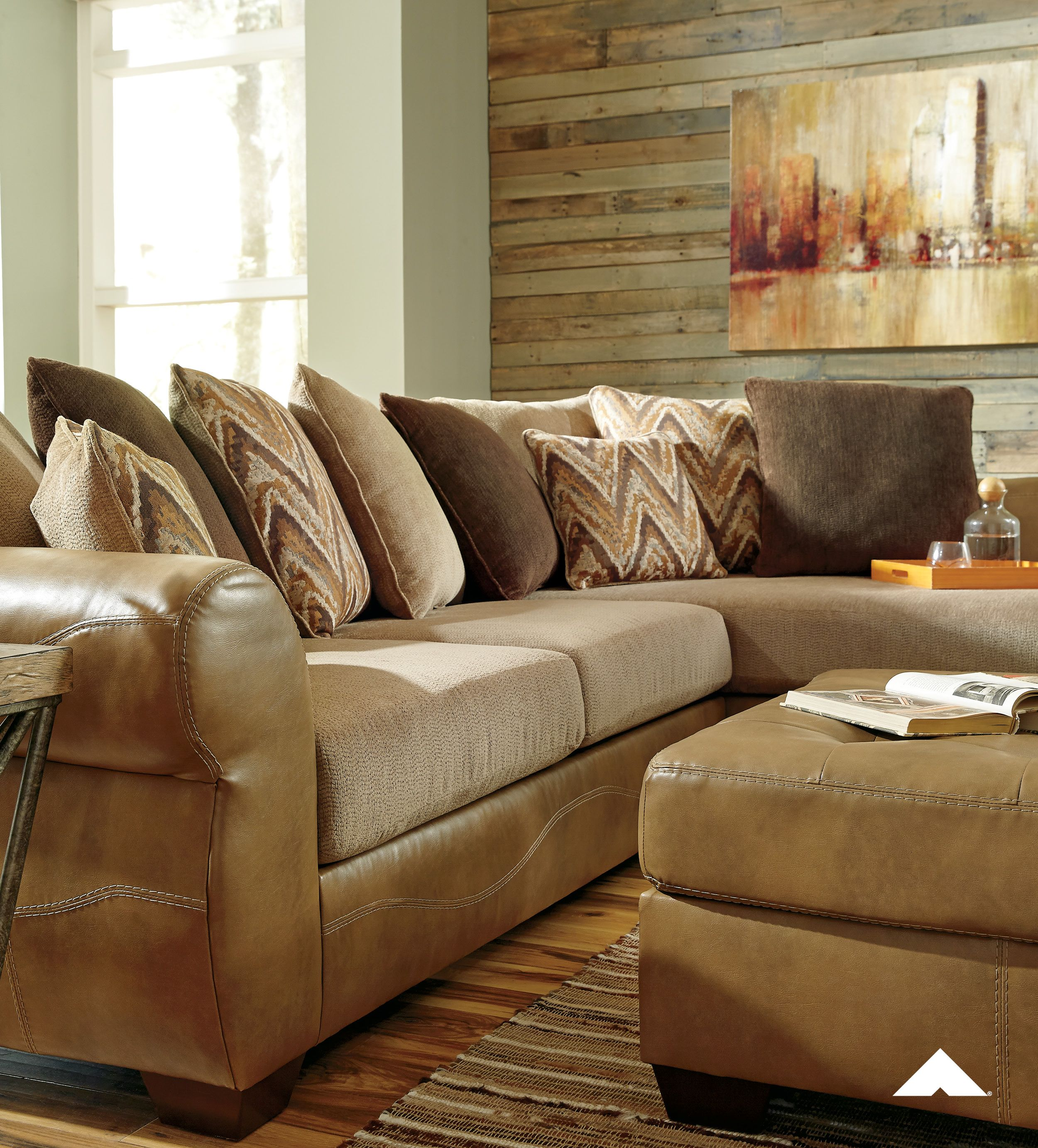 Declain Sand Sectional By Ashley Furniture Ashleyfurniture Sectionals Sofa Sofas