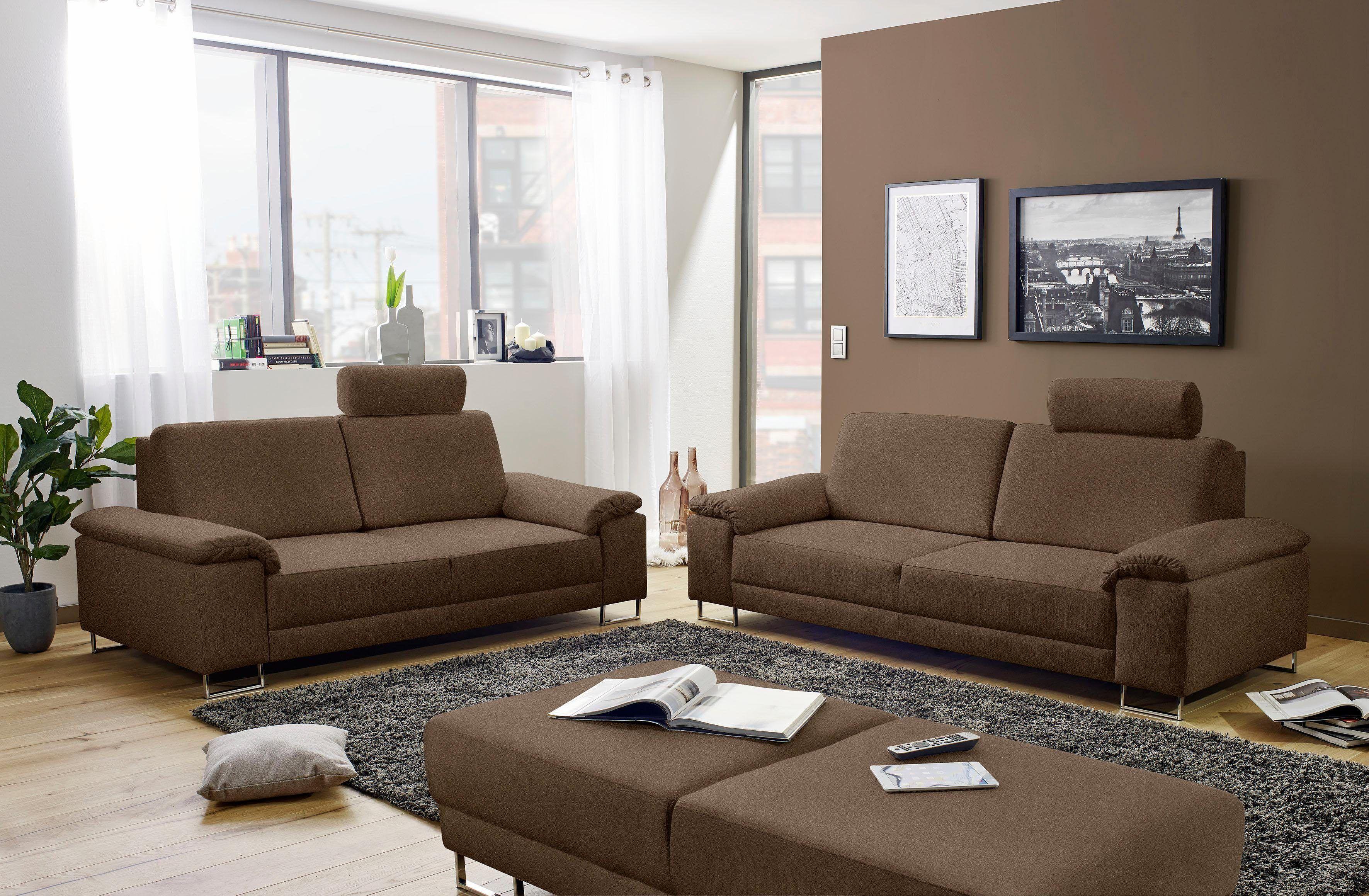 roomed 3-sitzer braun, fsc®-zertifiziert jetzt bestellen unter ... - Wohnzimmer Sofa Braun