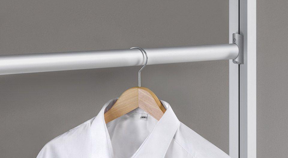 Begehbarer Kleiderschrank Kleiderstange Für Clos It Regalsystem