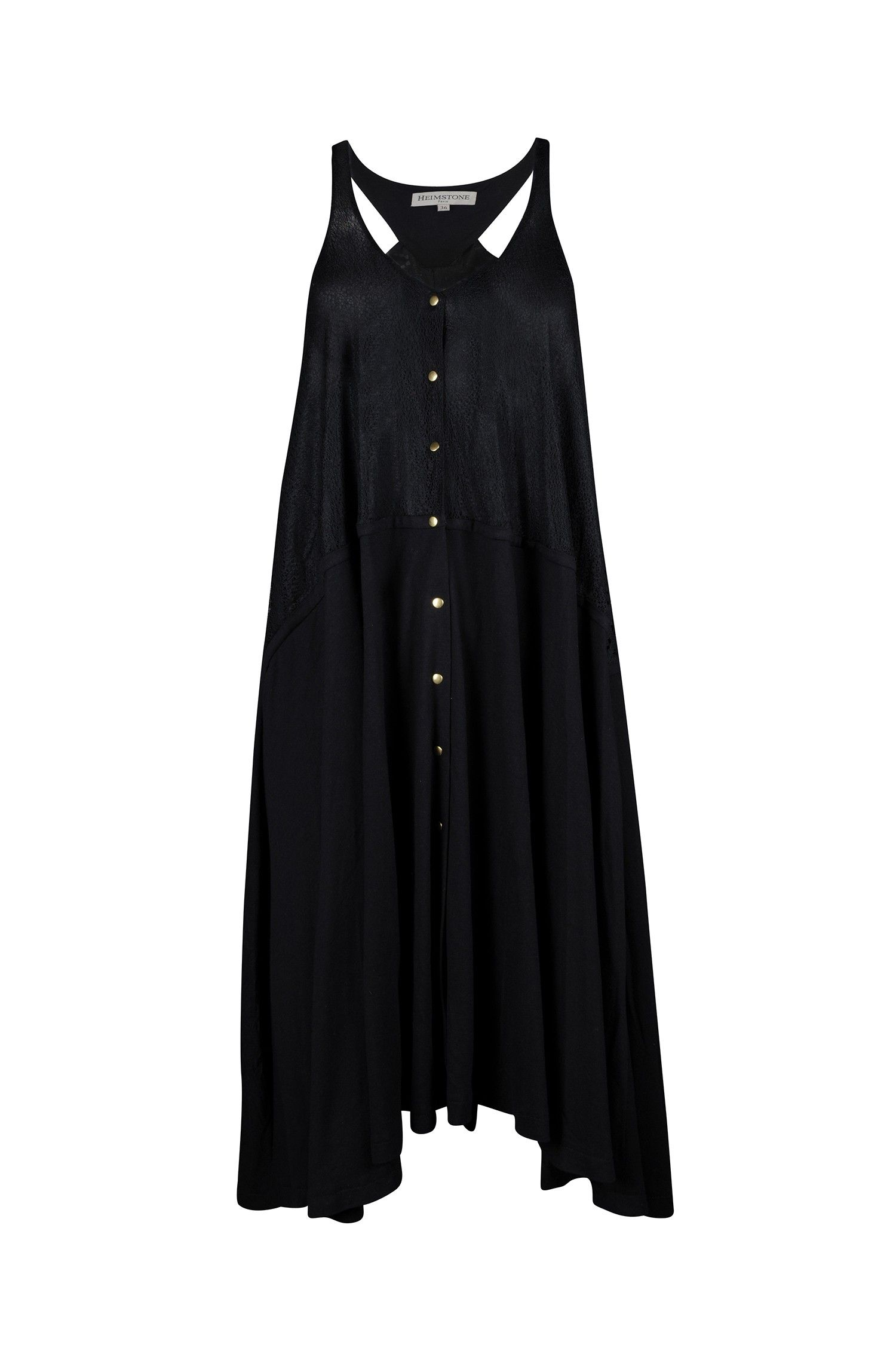 Heimstone / Java dress black