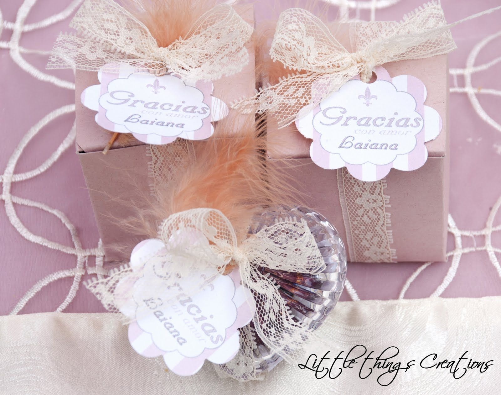 Quinceañero ~ Little things Creations