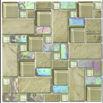12X12 Decorative Tiles Enchanting Glass Tile  Alps Series Berna 12 X 12 Glass Tile Mosaic  Makeup Review