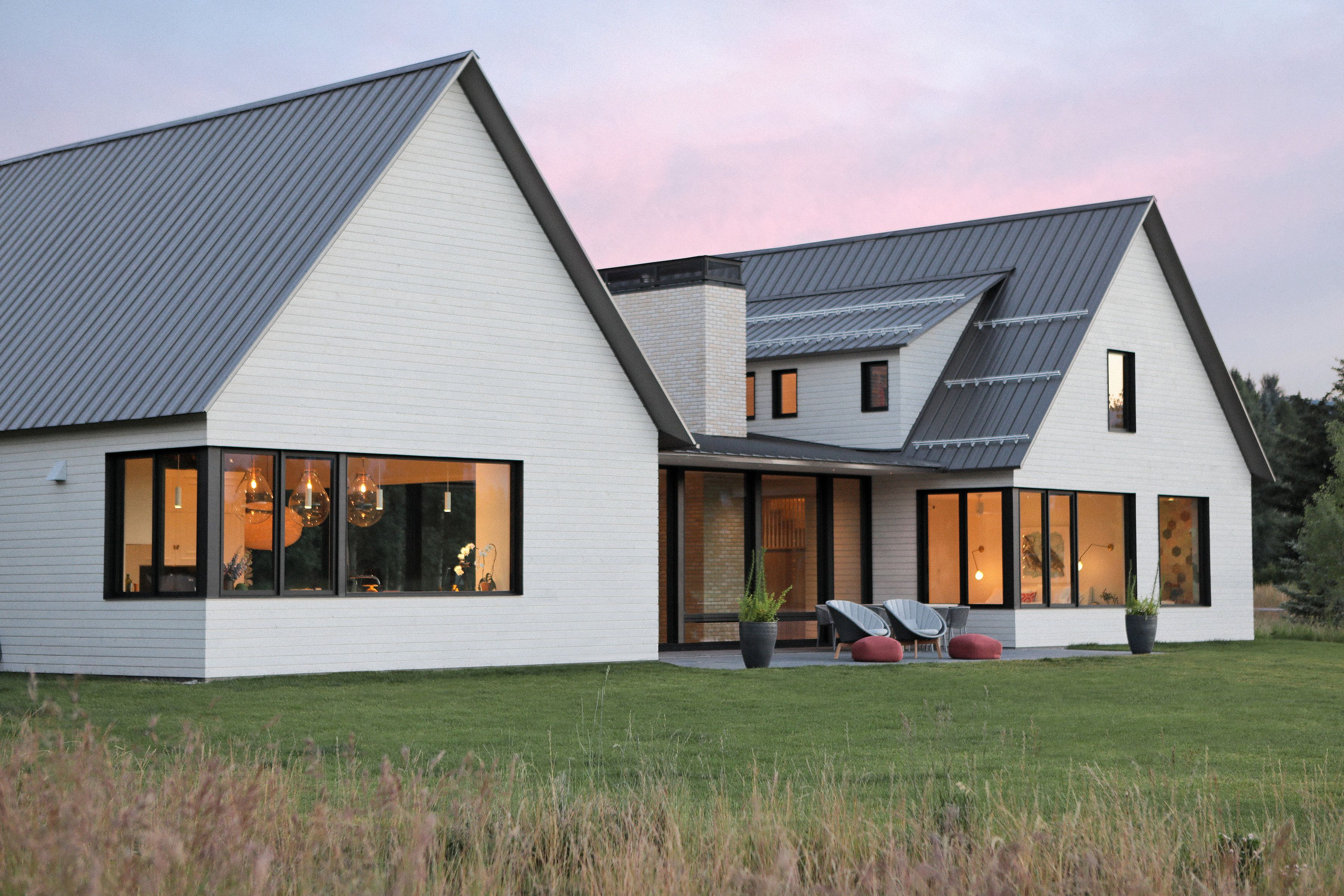 Modern Farmhouse Exterior Modern Farmhouse Exterior Contract Interior Design Modern Farmhouse Design