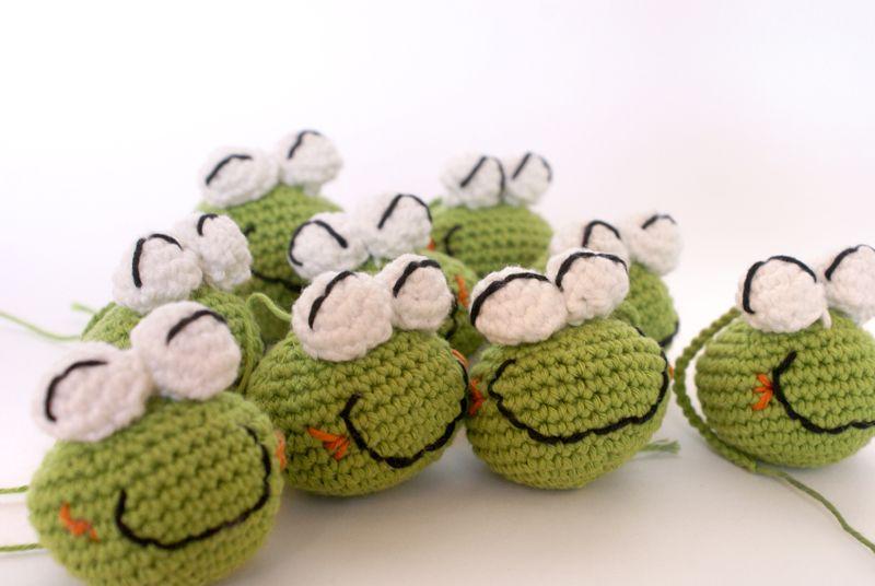 RANA | Lanas y ovillos free pattern | Crochet 2 | Pinterest | Ranas ...