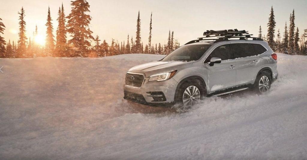 Reasonably Priced Subaru Ascent Grabs Family Vehicle Of The Year Subaru Family Car Subaru Prices